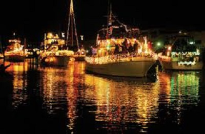 Christmas Boat Parade.Holiday Lighted Boat Parade Town Of Redington Beach